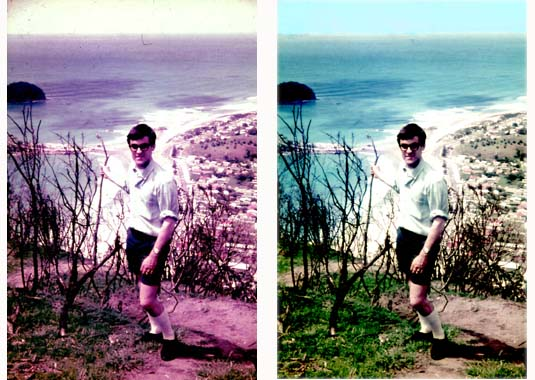 Colourisation, Enhancement